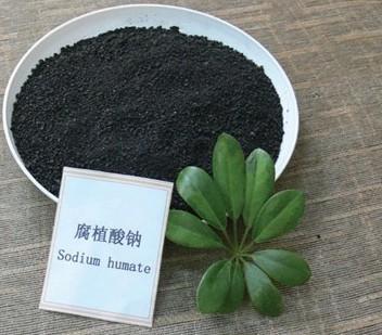 結晶腐植酸鈉